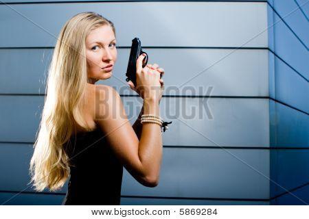 Sexy Secret Agent
