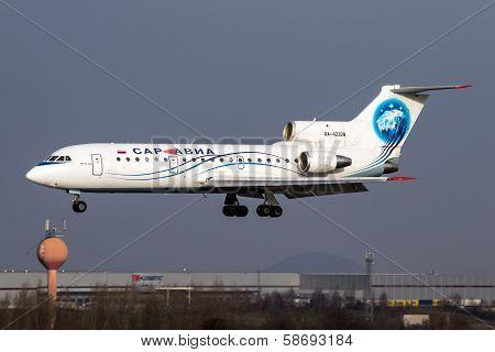 Sar Avia - Saratov Airlines
