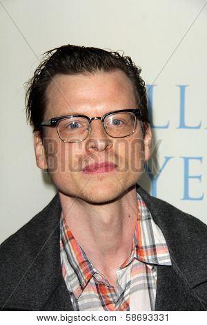 Kevin Rankin at the