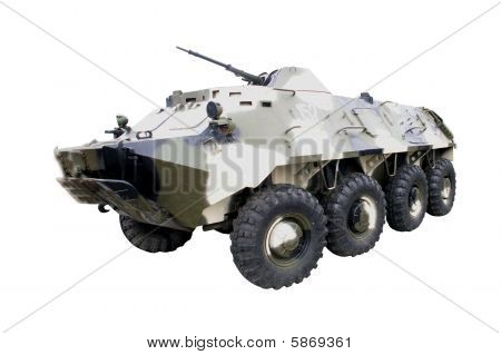 Armored Russian Car