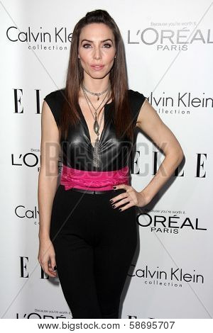 Whitney Cummings at the Elle 20th Annual