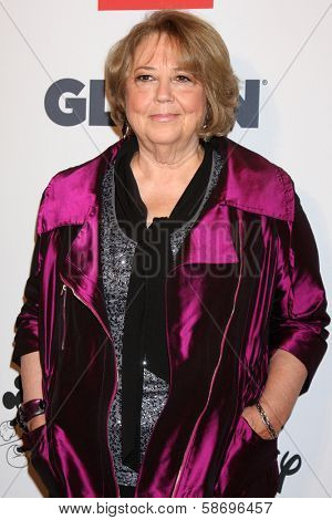 Linda Bloodworth-Thomason at the 2013 GLSEN Awards, Beverly Hills Hotel, Beverly Hills, CA 10-18-13