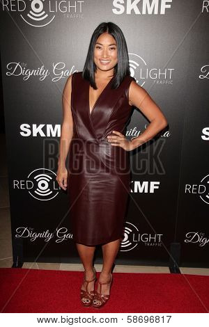 Chloe Flower Dignity Gala and Launch of Redlight Traffic App, Beverly Hilton Hotel, Beverly Hills, CA 10-18-13