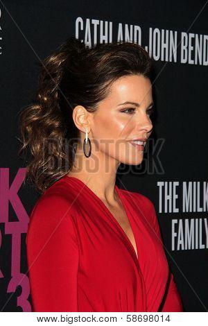 Kate Beckinsale at the Pink Party 2013, Hangar 8, Santa Monica, CA 10-19-13