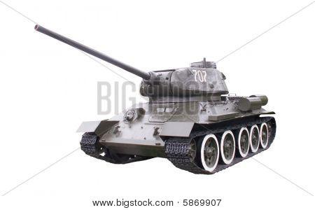 Tanque del ejército
