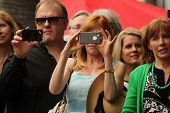Marg Helgenberger at the Jerry Bruckheimer Star on the Hollywood Walk of Fame ceremony, Hollywood, C