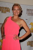 Zoe Bell at the 39th Annual Saturn Awards Press Room, The Castaway, Burbank, CA 06-26-13