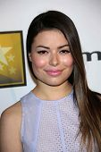 Miranda Cosgrove at the 3rd Annual Critics' Choice Television Awards, Beverly Hilton Hotel, Beverly