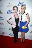 Ashley Jones and Ali Fedotowsky at the