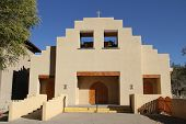 Southwest Style Adobe Mission
