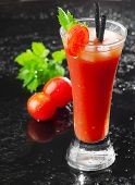 foto of bloody  - Cocktail  - JPG