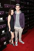 Roxane Mesquida and Frederic Da at the