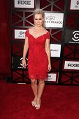 Jennie Garth at the Comedy Central Roast Of James Franco, Culver Studios, Culver City, CA 08-25-13
