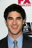 Darren Criss at the
