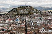 stock photo of andes  - Quito  - JPG