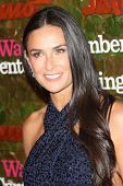 Demi Moore at the Wallis Annenberg Center For The Performing Arts Inaugural Gala, Wallis Annenberg C