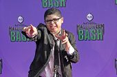 Rico Rodriguez at the Hub Network First Annual Halloween Bash. Barker Hangar, Santa Monica, CA 10-20