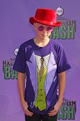 Carson Lueders at the Hub Network First Annual Halloween Bash. Barker Hangar, Santa Monica, CA 10-20