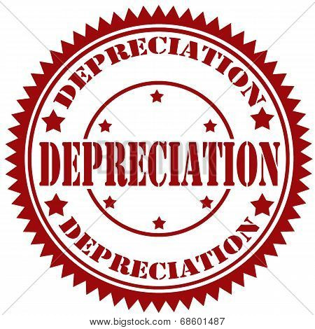 Depreciation-stamp