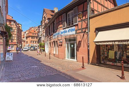 Colmar old town