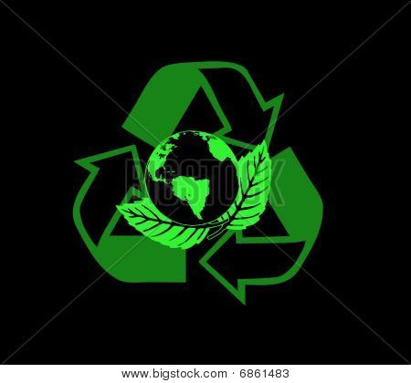 Recycle For Greener Earth