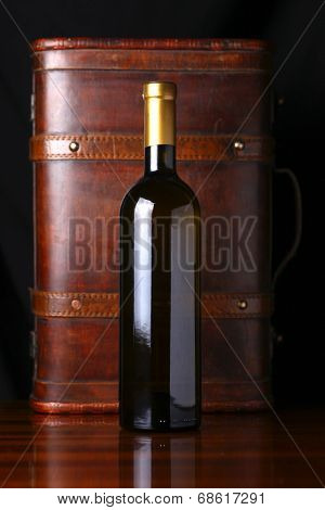 Bottle Of White Wine