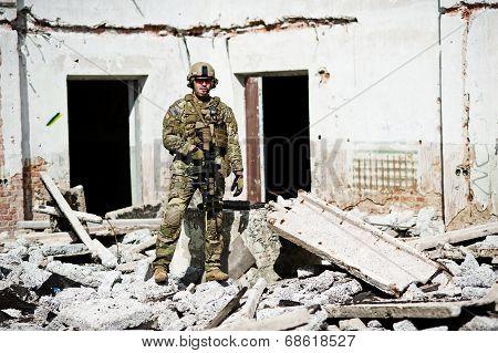 SWAT Team Officer