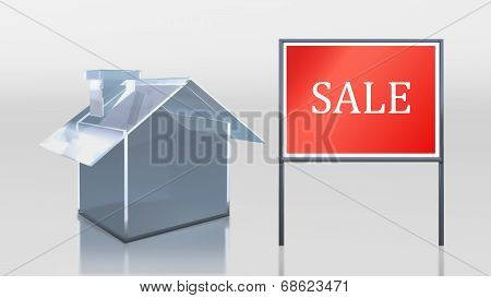 Investment Glass House Sale