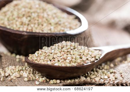 Portion Of Buckwheat