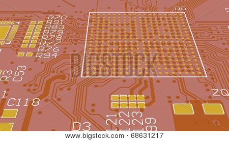 Pcb Red