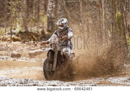 Motocross Dirt Driver