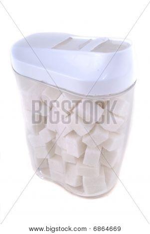 Plastic Sugar Bowl