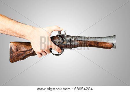 Pointing A Blunderbuss
