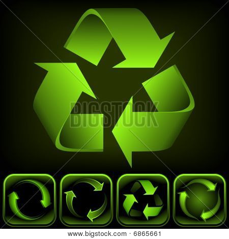 Recycle  (Vector Image)