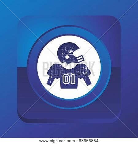 american football icon theme