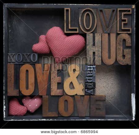 Love Hug Happy