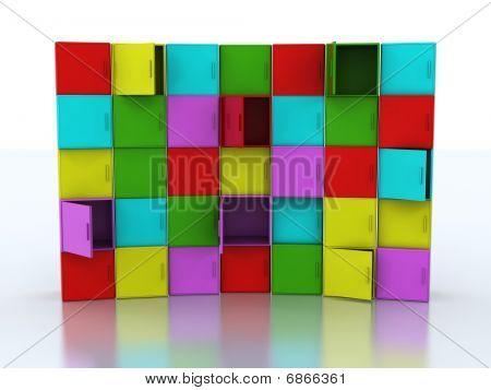 Empty Boxes