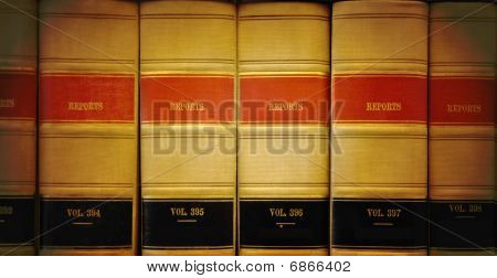 Library Law Books