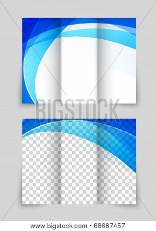 Abstract brochure