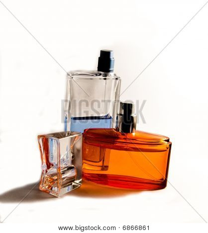 pefume with shadows