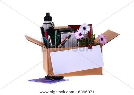 Box Dismissal