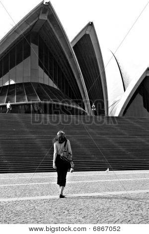 Sydney Opera House..