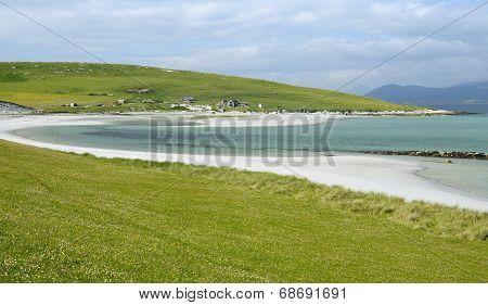 White Shell Sand Beach