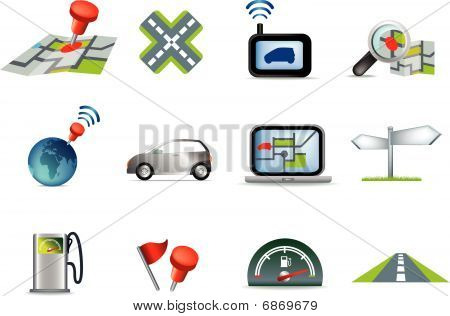 Travel And Navigation Icon