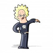pic of nasty  - cartoon nasty boy - JPG
