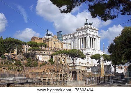 Splendor Of Rome