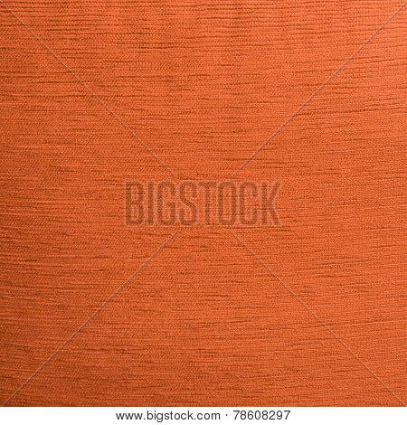 Background Of An Ochre Fabric