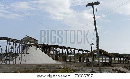 salt refinery