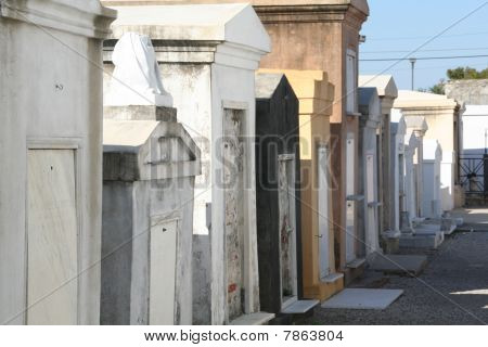 New Orleans Cemeteries