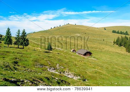 Scenery In The Austrian Alps